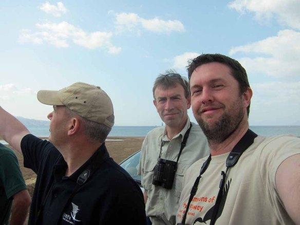 Birding Frontiers team